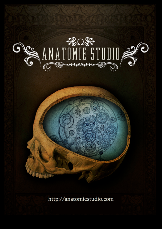 Anatomie Studio Flyer