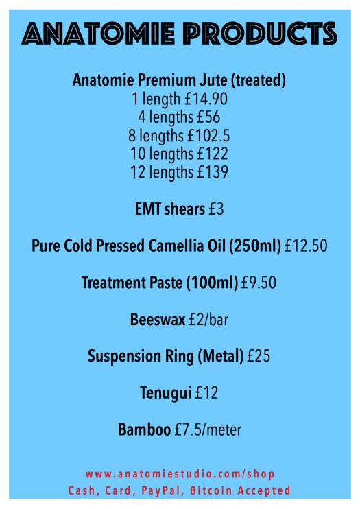 Product Price List (original)