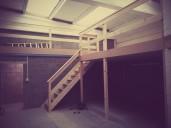 empty studio shot