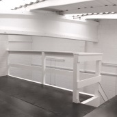 Picture of the empty studio