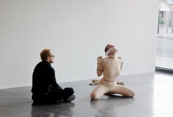 Shibari at the Royal College of Art Battersea