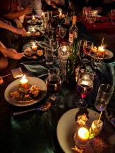 Festive Meal 2015