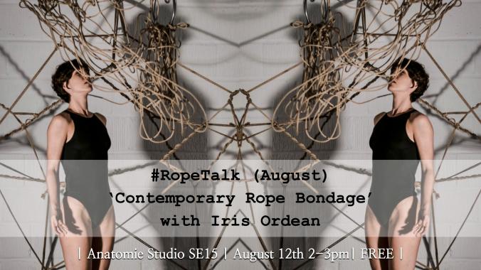 #RopeTalk August 2017