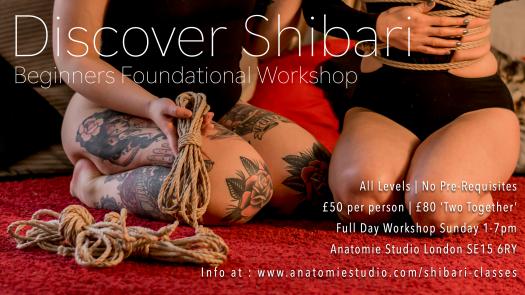 Discover Shibari New 2017 - Website