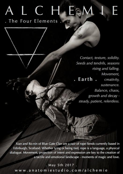 May 5th - Xian Ronin - Earth