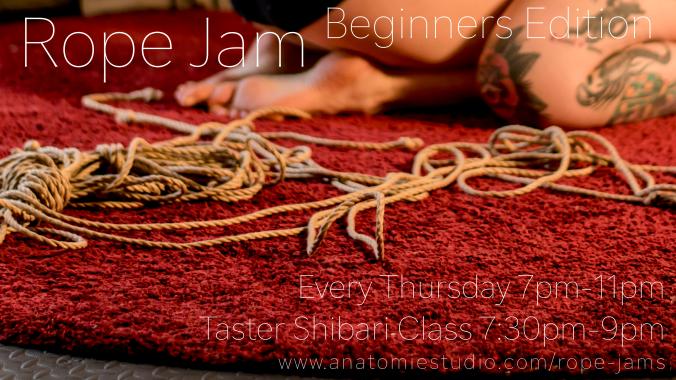 Rope Jams 2018 - Thursdays