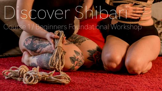 Discover Shibari 2018 - NEW