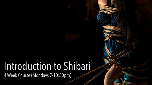 Intro to Shibari Course 2019