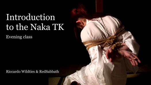 Wildties 2019 - Intro to the Naka TK